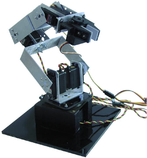 Robotic products and parts Motor for robotic arm